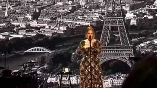 Hometown Glory - Adele: Radio City Music Hall - Paris Tribute - November 17, 2015