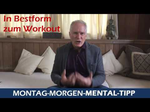 Mental Tipp In Bestform zum Workout