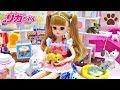 リカちゃん ネコカフェ お店屋さんごっこ キャットタワー / Licca-chan Cat Cafe! Cat Tree Playset