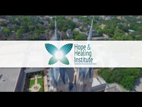 About the Hope and Healing Institute