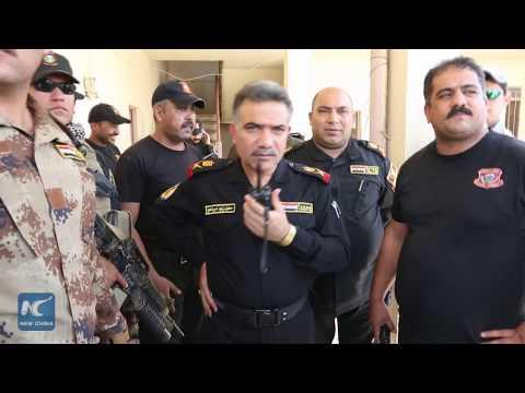 Insight into the battle zone of Iraqi western Mosul