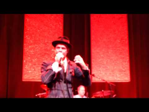 The Tragically Hip - At Transformation - Live at The Fillmore in Detroit, MI 11-28-12