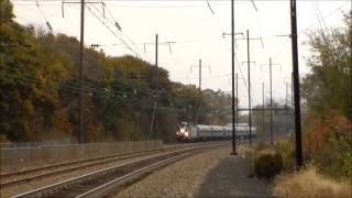 The Pennsylvanian trains 42,43 & a Keystone Part 3
