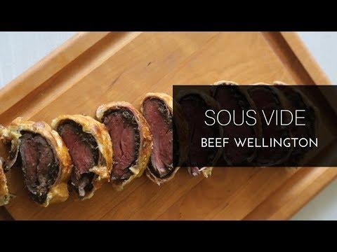 How to Make Sous Vide Beef Wellington | girlunderpressure