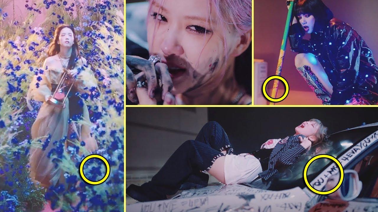 Download 7 Hidden stories You didn't Notice in BLACKPINK Lovesick Girls MV