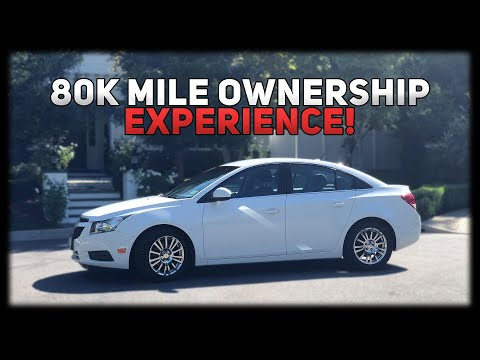 CHEVROLET CRUZE OWNERSHIP REVIEW! CHEVY CRUZE PROBLEMS!