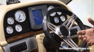 Four Winns V258 For Sale UK -- Review & Water Test by GulfStream Boat Sales