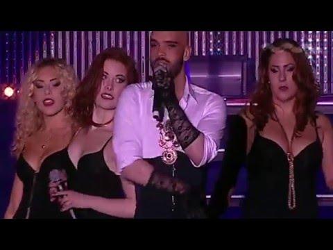 Eido Al Fakir - Is The House on Fire? (Burlesque Sthlm Pride 2015)