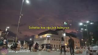 Tibo Mburi Voc. Anisa Salma (video Lirik)