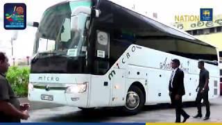 South African Team arrived in Sri Lanka