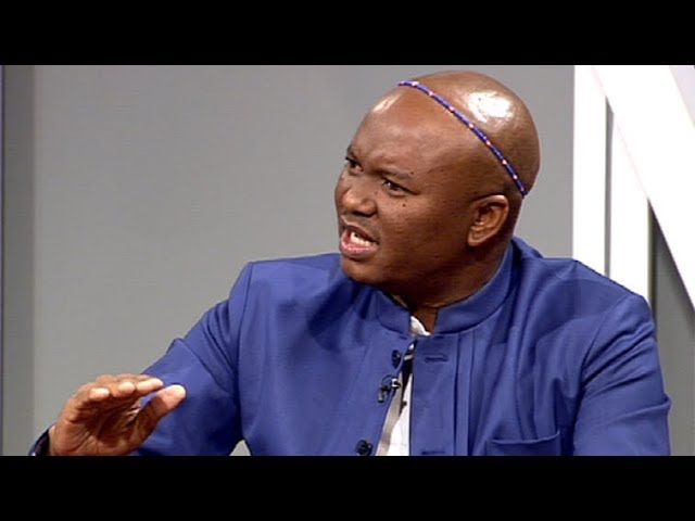 Zolani Mkiva on the CONTRALESA, EFF stance on land expropriation.
