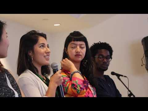 "Millenial Panel: ""Healing Our Communities. Reimagining Our World"" [WEF 2016]"