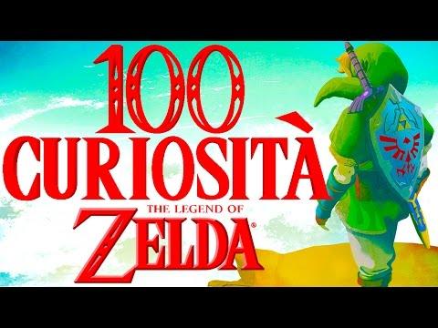 100 CURIOSITÀ DA NON PERDERE SU LEGEND OF ZELDA (aspettando Breath of the Wild Nintendo Switch ita)