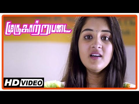 Murugaatrupadai Movie | Scenes | Saravanan And Navika Participate In A Seminar | Ramesh Khanna