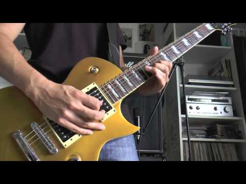 Rory Gallagher- Laundromat Guitar Cover w/ Solo (HD)