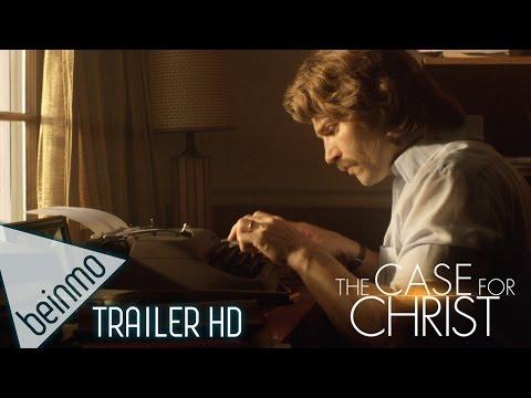 The Case For Christ Official Trailer (2017) Mike Vogel, Faye Dunaway Inspiring True Story