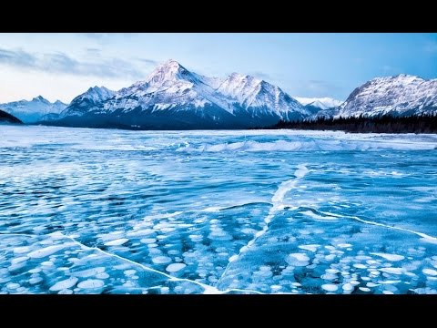 Breathtaking Frozen Lakes That Look Like Art HD 2015 HD