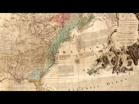 Mapping the Georgian world: global power and maps in the reign of George III