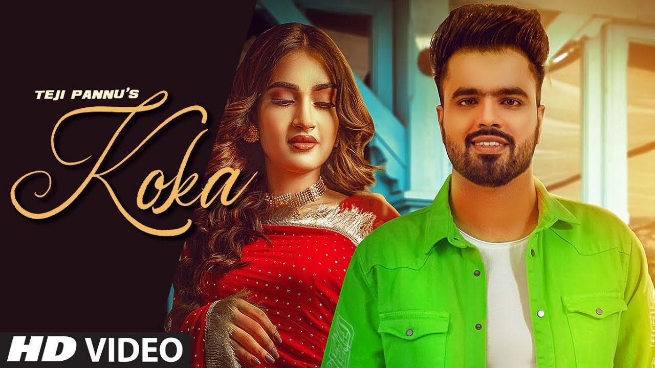 Koka (Full Song) Teji Pannu Ft Seerat Bajwa | Marijuana | Preet Kapure | Latest Punjabi Song 2020