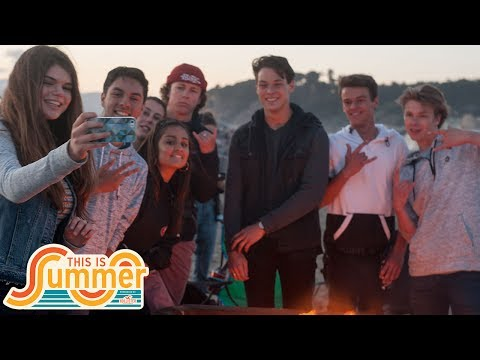 Beaches and Bonfires | This Is Summer Ep 7