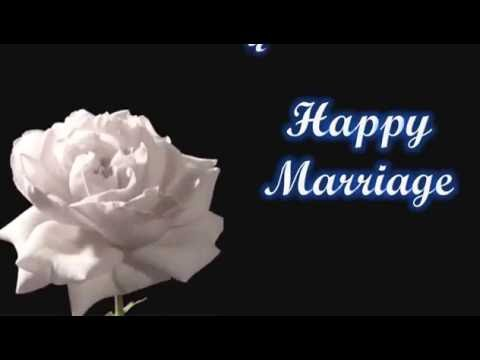 Happy Wedding Anniversary Wishes, SMS, Greetings, Images, Wallpaper, Whatsapp Video 2