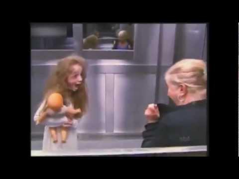 แกล้งคนฮ่าๆ ผีเด็กในลิฟท์..