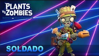 El Soldado - Plants vs Zombies: Battle for Neighborville
