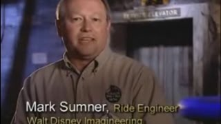 Tower of Terror's effects– Imagineering – Disney's California Adventure