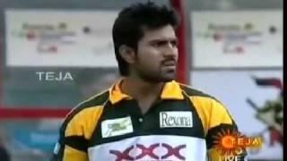 ManaTeluguMovies.net - Tollywood T20 - Chiru Cheetahs vs Nag Kings  - 9 - Nag Batting