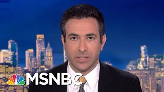 Watch News Break That Barr Will Delay Mueller Report Release   The Beat With Ari Melber   MSNBC