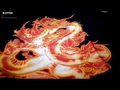 Купи в китае. Качественная футболка с драконом.