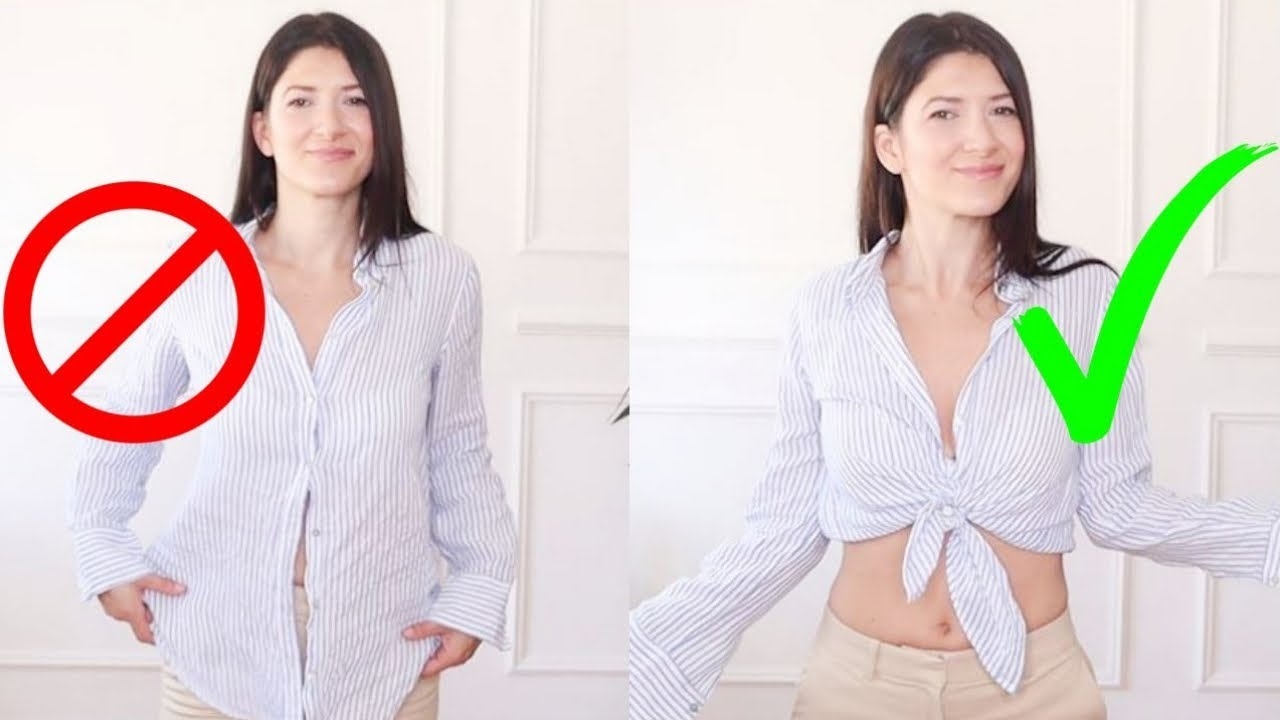 8 FASHION HACKS To INSTANTLY  Make You Stylish | Instant Outfit Tricks