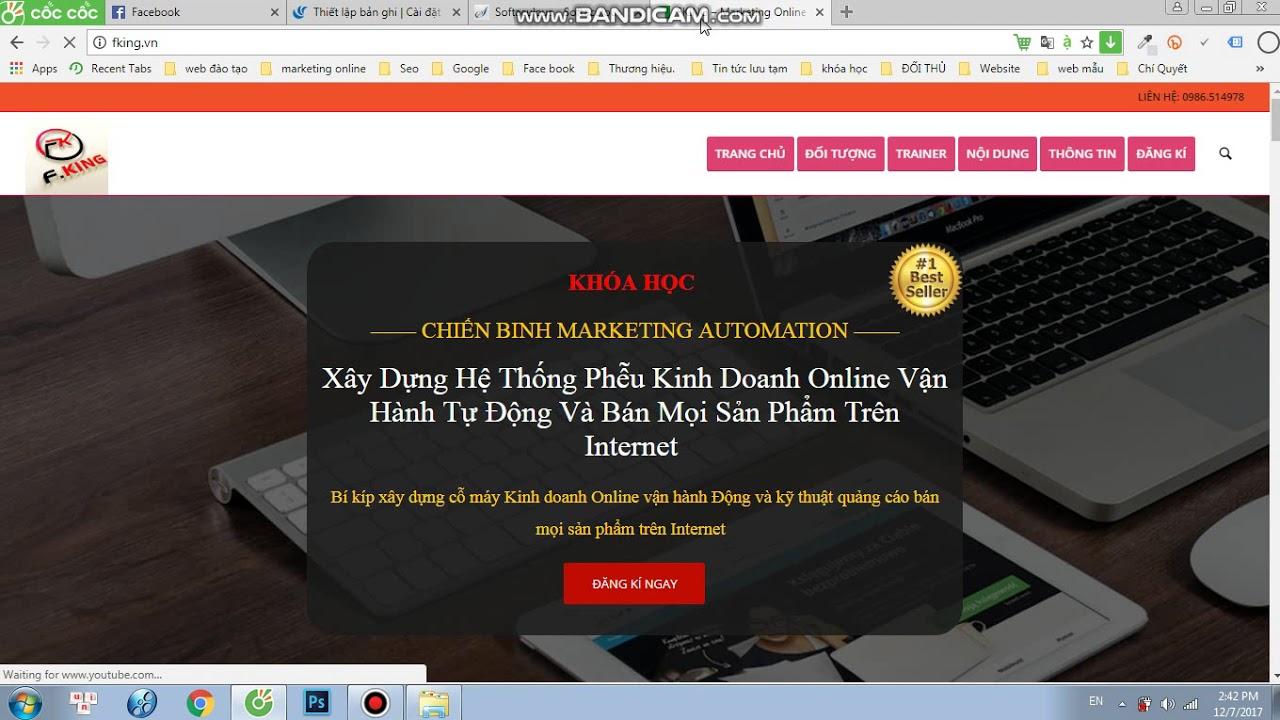 Cài hosting và domain – Fking.vn