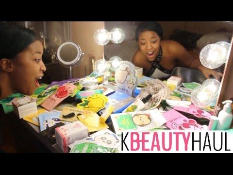 HUGE K-BEAUTY HAUL !! | STYLEKOREAN | SKINCARE