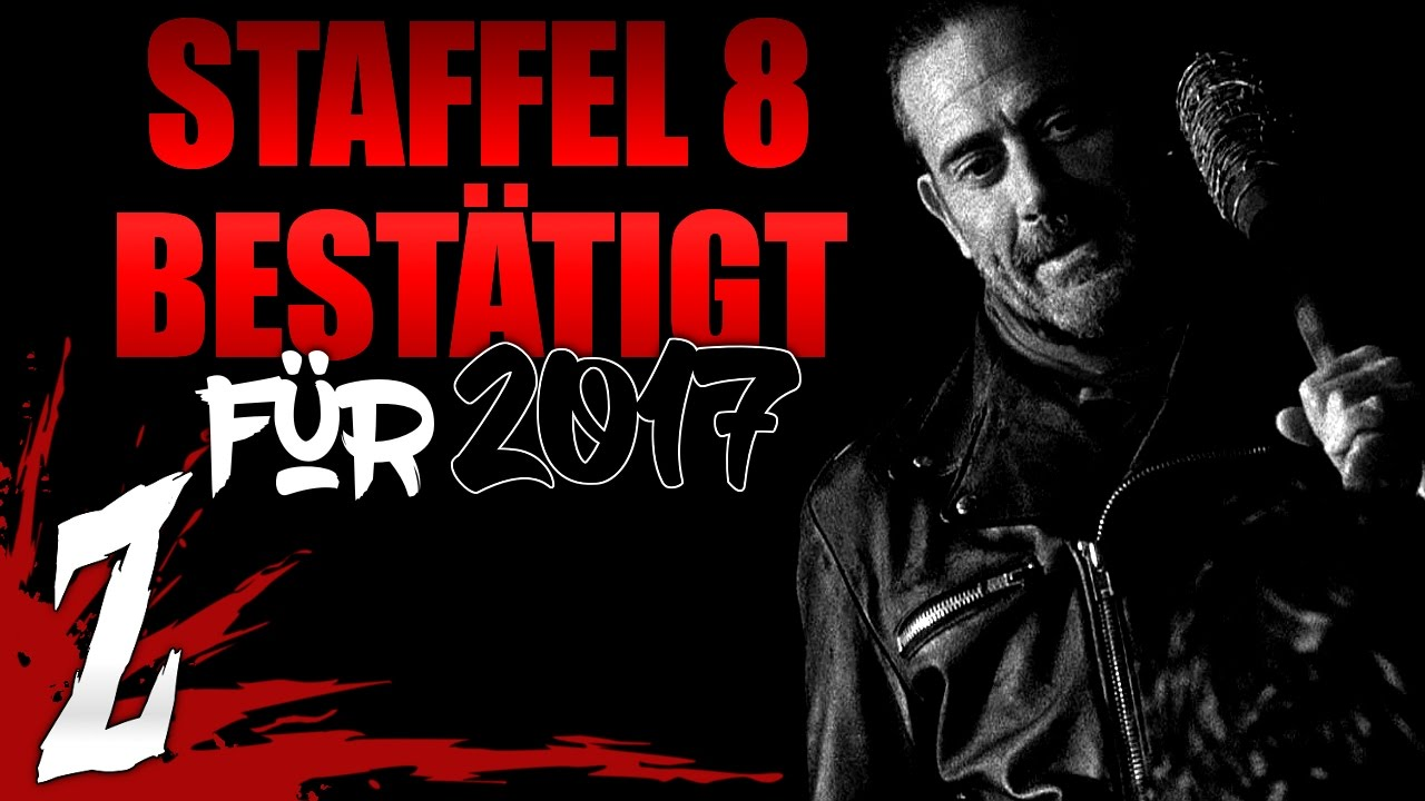 8 staffel the walking dead