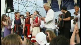Зелений дубочок - нова пісня Олега Скрипки