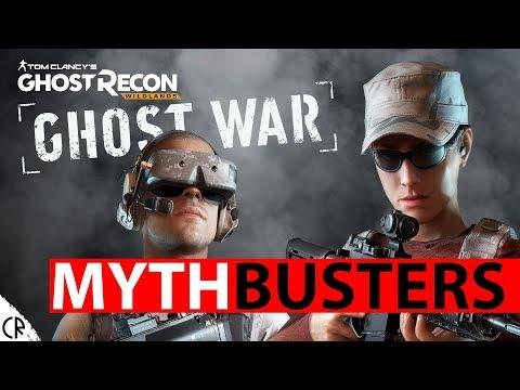 Mythbusting Ghost War - Epi 2 - Tom Clancy's Ghost Recon Wildlands - Tips & Tricks