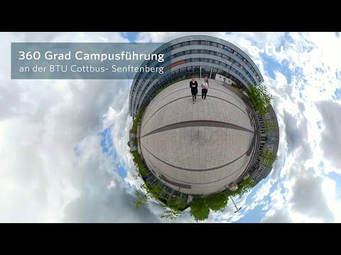 360°-Campusführung an der