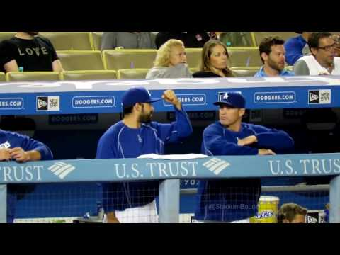 Andre Ethier & Turner Ward talk SERIOUS Hitting