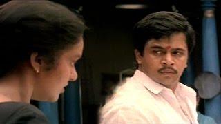 Gentleman Movie || Arjun Slapping Madhubala Scene || Arjun, Madhubala