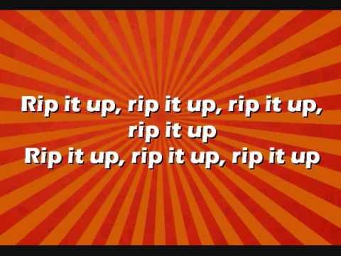 Rip it up by Jet with Lyrics - YouTube