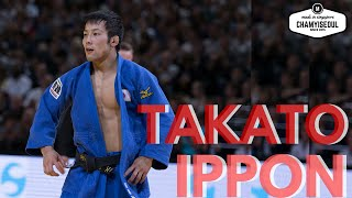 NAOHISA TAKATO 高藤直寿 Best Ippons Compilation HD | Japan Olympic Judo 2016