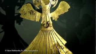 فيديو| متحف الذهب فى كولومبيا.. تحف نادرة تحبس الأنفاس