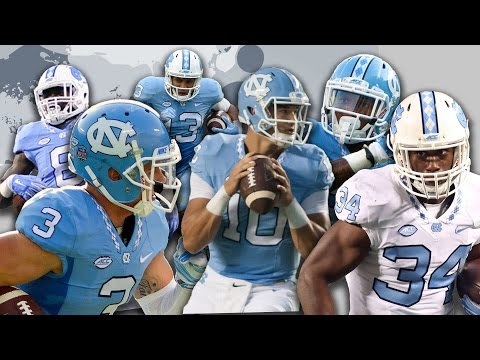 UNC Returns Explosive Offense: Meet The Playmakers