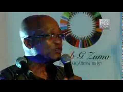 President Jacob Zuma hosts Christmas party for Nkandla elderly