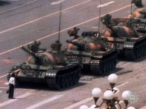 Remembering Tiananmen Square, 25 years later