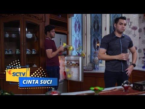 KOCAK! Tingkah Jual Mahal Marcel Dan Aditya Saat Di Dapur | Cinta Suci Episode 192 Dan 193