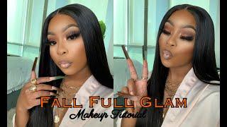 Fall Full Glam | Makeup Tutorial