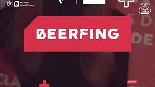 Grafismo para BEERFING Edición Online - 3 y 4 de junio de 2020