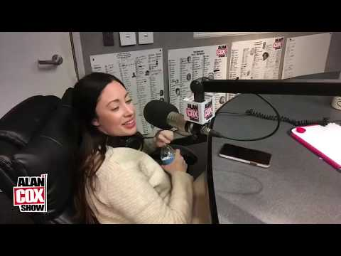 The Alan Cox Show - The Alan Cox Show 11/15: Lauren and Stimpy